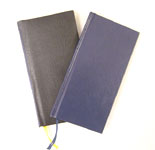 casebound, journals, padded, hardcover